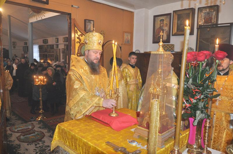 Воробьев поздравил верующих с днем святого николая чудотворца