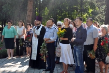 1 августа 2015 г. Слободзея