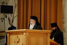 2 декабря 2017 г. Закрытие Архиерейского Собора