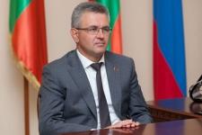 8 июня 2018 г. Встреча с Президентом ПМР