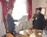 12 февраля 2016 г. Встреча с В.Н. Красносельским