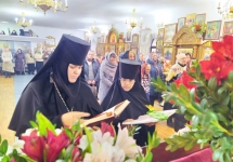 26 декабря 2019 г. Свято-Петропавловский монастырь